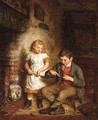 Roasting Chestnuts - Robert W. Wright