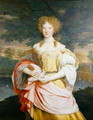 Portrait of Mary Wilbraham (1661-1737) - John Michael Wright