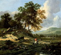 Landscape with Figures, 1679 - Jan Wynants