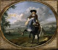 A Cavalier on his Horse - Pieter Wouwermans or Wouwerman