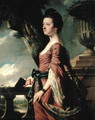 Mrs Frances Hesketh, c.1769 - Josepf Wright Of Derby