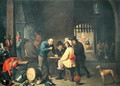 The Guard Room - David The Elder Teniers