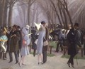A Day at the Races, 1926 - Maurice Taquoy