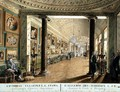 The Picture Gallery in the Stroganov Palace in St. Petersburg, 1793 - Andrei Nikiforovich Voronikhin