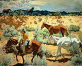 The Southwest - Walter Ufer