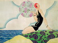 Bather, c.1925 - Rene Vincent