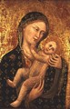 Madonna and Child - da Bologna Vitale