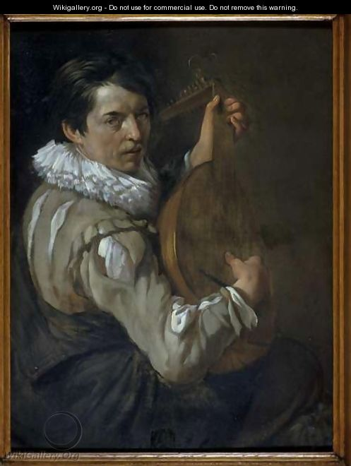 The Lute Player - Arie de Vois