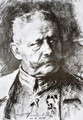 General Paul von Hindenburg - Hugo Vogel