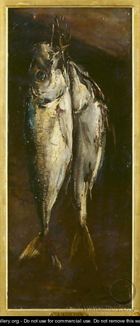 Fish - Antoine Vollon
