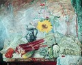 Flowers and Vegetables, 1896 - James Ensor
