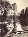 Washington Column, Yosemite National Park, USA, 1872 - Carleton Emmons Watkins