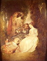 Perfect Harmony - (after) Watteau, Jean Antoine