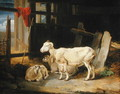 Heath Ewe and Lambs, 1810 - James Ward