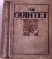 Front Cover of Volume IV of The Quintet, c.1902 - James Wallace