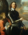 Portrait of Oliver Cromwell (1599-1658) 1649 - Robert Walker
