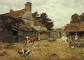 Crossways Farm, Abinger, Surrey - Edward Wilkins Waite