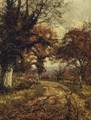 The Autumn Road - Edward Wilkins Waite