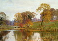 Late Autumn, 1911 - Edward Wilkins Waite