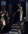 Presentation of the Virgin in the Temple - Francisco De Zurbaran