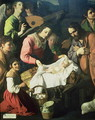 Adoration of the Shepherds, 1638 - Francisco De Zurbaran