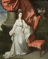 Lady Grant, Wife of Sir James Grant, Bt., 1770-80 - Johann Zoffany