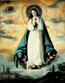 The Immaculate Conception - Francisco De Zurbaran