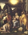 Adoration of the Kings - Taddeo Zuccaro