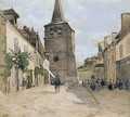 View of Hérisson-sur-Allier, 1876 - Henri Joseph Harpignies