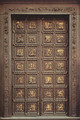 North Doors (Life of Christ) - Lorenzo Ghiberti