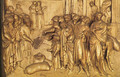 The Story of Joseph: Discovery of the Golden Cup - Lorenzo Ghiberti