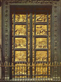 Eastern Door of the Baptistry - Lorenzo Ghiberti