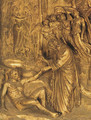 Adam and Eve in the Garden of Eden: The Creation of Adam and Eve - Lorenzo Ghiberti