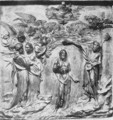 The Baptism of Christ - Lorenzo Ghiberti