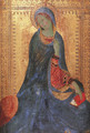 The Virgin of the Annunciation I - Simone Martini