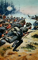 General Pickett's ill-fated Confederate charge, Battle of Gettysburg, 1863 - Stanley L. Wood