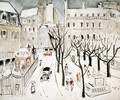 Paris Snowscene, 1926 - Christopher Wood