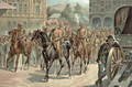 Lord Roberts (1832-1914) Entry into Pretoria on 5th June 1900 - Richard Caton Woodville