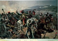 Battle of Balaclava, 25th October 1854, Relief of the Light Brigade - Richard Caton Woodville