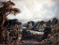 Bolton Abbey - Peter de Wint