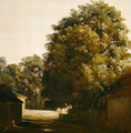 Landscape with Chestnut Tree - Peter de Wint