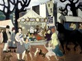 Fair at Neuilly, 1923-24 - Christopher Wood