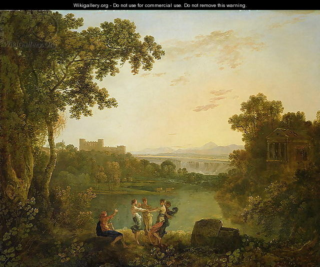 Apollo and the Seasons - Richard Wilson