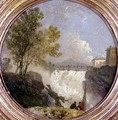 The Weir on the Po - Richard Wilson