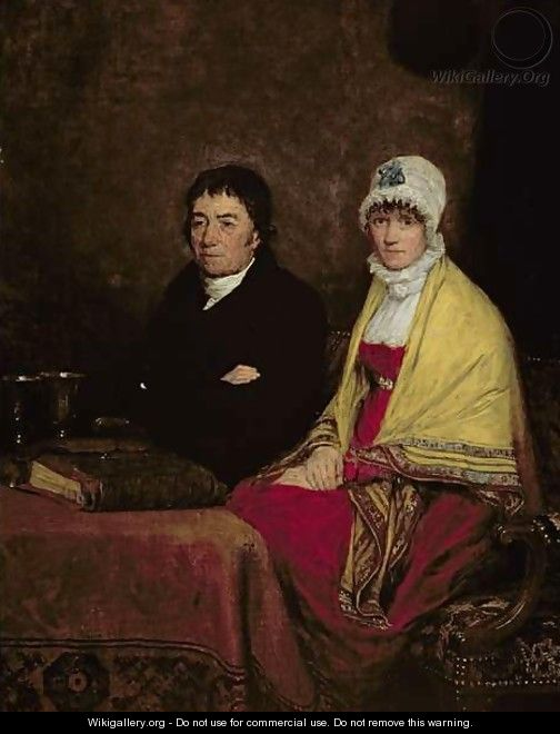 The Artists Parents, 1813 - Sir David Wilkie