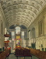 The German Chapel, St. James's Palace, from 'The History of the Royal Residences', engraved by Daniel Havell (1785-1826), by William Henry Pyne (1769-1843), 181 - Charles Wild