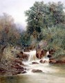 View in Gidley Park, Devon - William Widgery