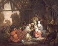The Adoration of the Magi - Jacob Willemsz de Wet the Elder