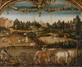 The Month of September, c.1525-26 - Hans Wertinger