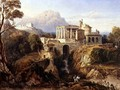 A Grecian Temple - William Crouch